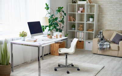 Home Office: Maintain your Essential Connections